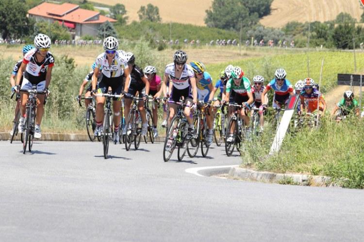 22' Giro D'Italia Femminile Internazionale, 2011 - Stage 3, Potenza Picena - Fermo