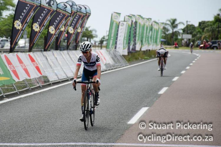 SA Champs, Road Race, Road Cycling, Cycling, Women's Cycling, South Africa, Durban, An-Li Kachelhoffer